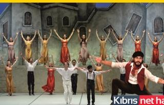 Zorba Balesi Yarın, Girne'de Sahnelenecek