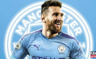 Lionel Messi depremi! Bedavaya Manchester City'e