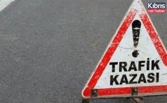 KKTC'de son bir haftada meydana gelen 56 kazada 1 kişi öldü 15 kişi yaralandı