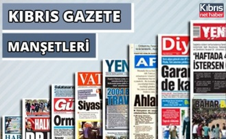 1 Mart 2021 Pazartesi Gazete Manşetleri