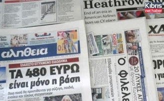 Rum basını, Erdoğan'ın ziyareti Kıbrıslı Türkleri böldü