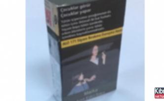 Yeni sigara paketleri ortaya çıktı!