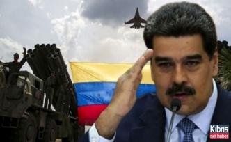 Venezuela duyurdu! Maduro harekete geçti!