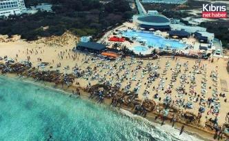 DAÜ, Beach club tüm hizmetleriyle devrede