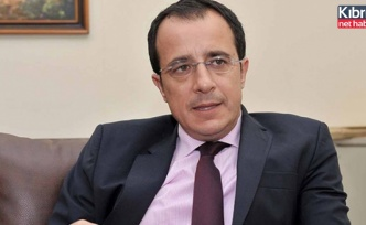 Hristodulidis: Türkiye yalnızca Rumlarla problemi varmış gibi göstermek istiyor