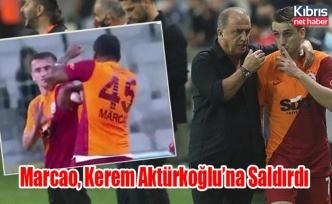 Marcao, Kerem Aktürkoğlu'na Saldırdı!
