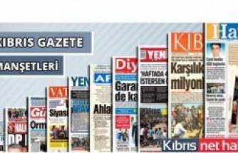 21 Haziran 2019 Cuma Gazete Manşetleri