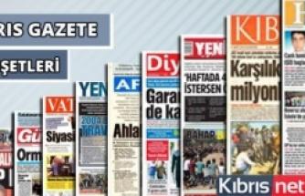12 Temmuz 2019 Cuma Gazete Manşetleri