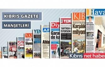 13 Haziran 2019 Perşembe Gazete Manşetleri