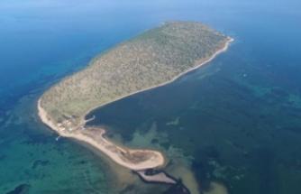 Balıkesir'deki bu ada satılık! İşte fiyatı...