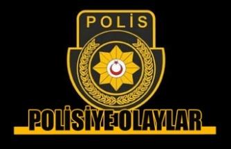 İkamet izinsiz 10 kişi tutuklandı