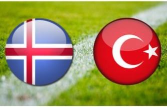 İzlanda Türkiye maçı saat kaçta ve hangi kanalda?