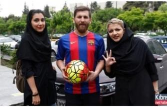 Messi'yim dedi, 23 kadınla...