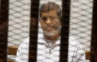 Muhammed Mursi vefat etti!
