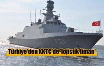Türkiye'den KKTC'de 'lojistik liman'