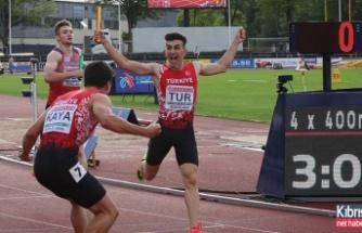 Avrupa Atletizm Şampiyonası'nda tarihi başarı