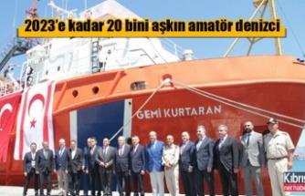 'Gemi Kurtaran' Römorkörü Göreve Başlıyor
