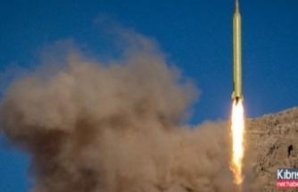 İran duyurdu! Yeni bir füze test ettik