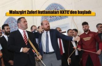 Malazgirt Zaferi kutlamaları KKTC'den başladı