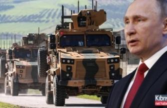 TSK konvoyuna saldırı! Putin'den ilk açıklama