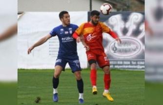 Gol Düellosu Cihangir'in