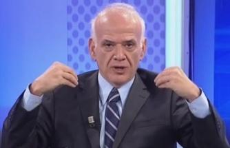 Ahmet Çakar'dan Akıncı'ya ağır hakaret!