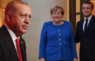 Merkel ve Johnson ile Erdoğan ile görüşeceğiz