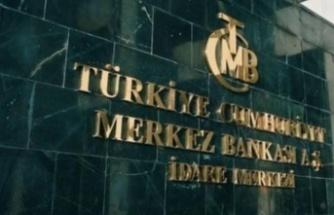 Türkiye Merkez Bankası'ndan reeskont faiz adımı