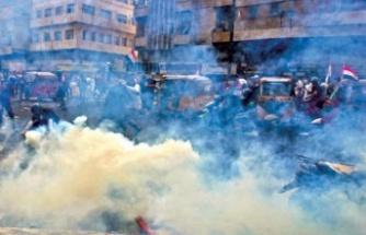 Bağdat'taki gösterilerde 4 kişi hayatını kaybetti