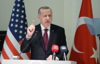 Erdoğan'dan S-400, Patriot ve F-35 açıklaması!