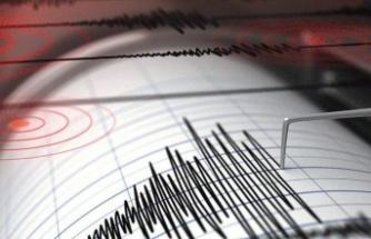 Fransa'da 5 büyüklüğünde deprem