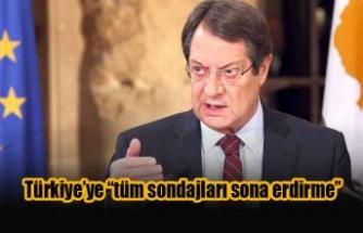 Rum Başkanlık Sarayı'ndan Türkiye'nin Sondajı Konusunda Açıklama