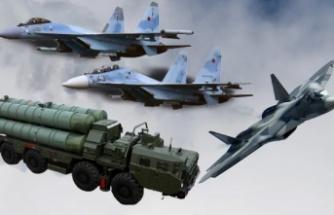 Rusya'dan Su-35, Su-57 ve S-400 açıklaması! Türkiye mesajı