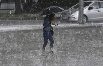Antalya'da kırmızı kodlu aşırı yağış uyarısı ilk kez yapıldı