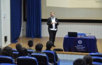DAÜ-MİKA Kariyer Gelişim Programı İlgi Çekiyor