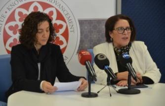 DAÜ'de imar planı ile ilgili basın toplantısı düzenlendi