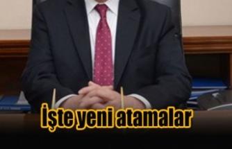 Dışişleri Dairesi Müdür/Temsilci Mevkilerine Atama Yapıldı