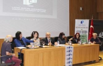 Kıbrıslı Türk Şair ve Yazar Fikret Demirağ LAÜ'de anıldı