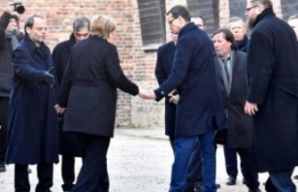 Merkel yine korkuttu