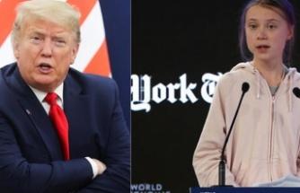 Davos'ta Trump - Thunberg düellosu