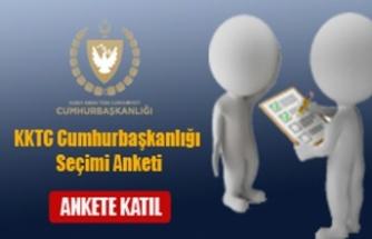 Nisan 2020 KKTC Cumhurbaşkanlığı Seçimi Anketi