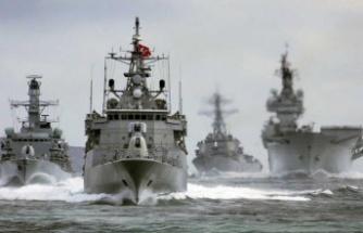 Türk Donanması Libya'da