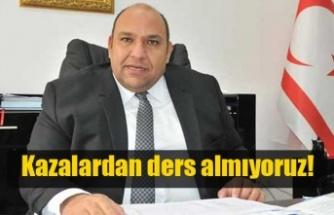 Ulaştırma Bakanı Atakan: Sevdiklerinizi uyarın, koruyun, bilinçlendirin