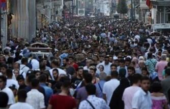 Türkiye'nin yüzde 52,4'ü mutlu, yüzde 70'i umutlu