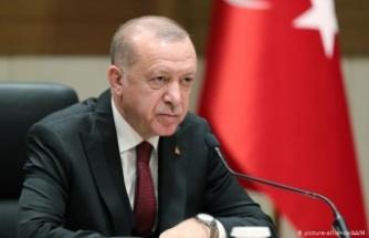 Erdoğan 'Milli Dayanışma Kampanyası' başlattı