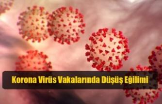 Güney Kıbrıs'ta Korona Virüs Vakalarında Düşüş Eğilimi