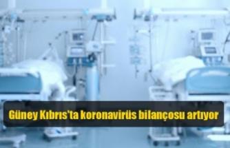 Güney Kıbrıs'ta koronavirüs bilançosu artıyor