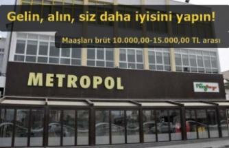 METROPOL: Gelin, alın, siz daha iyisini yapın!