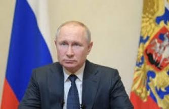 Putin'den Suriye itirafı: Yerli silahlar kullanarak...