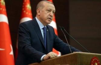 TC Cumhurbaşkanı Erdoğan yeni tedbirleri açıkladı!